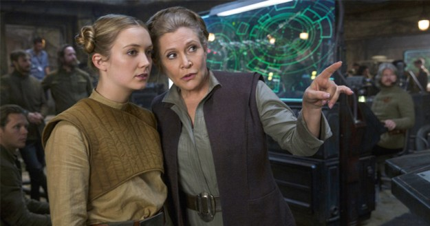 As we all know, the women of Star Wars: The Last Jedi played compelling and important roles in the movie. Returning characters General Leia Organa, Rey, Maz Kanata, Lieutenant Connix, and Captain Phasma all continued to prove central to the political turmoil in the far-away galaxy...