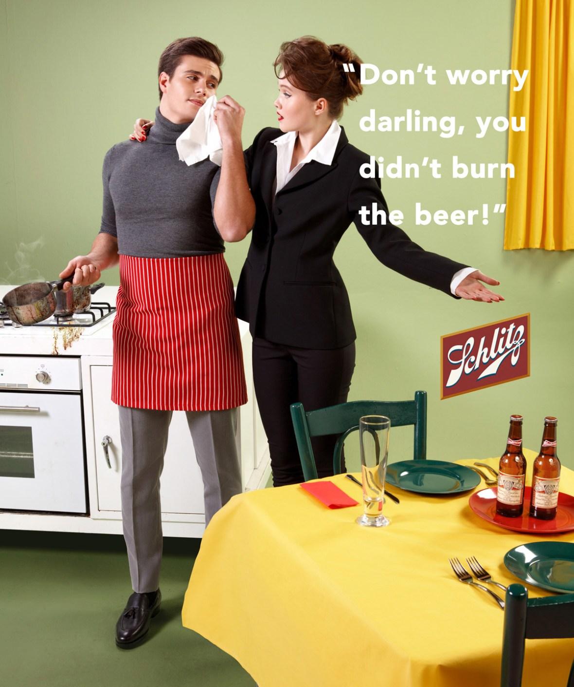 Image result for gender reversalsexist ads