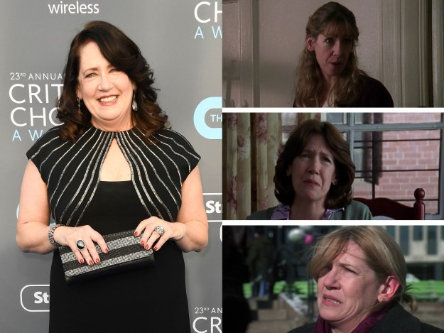 The Handmaid's Tale star Ann Dowd has played three different characters on SVU between 2001 and 2009.