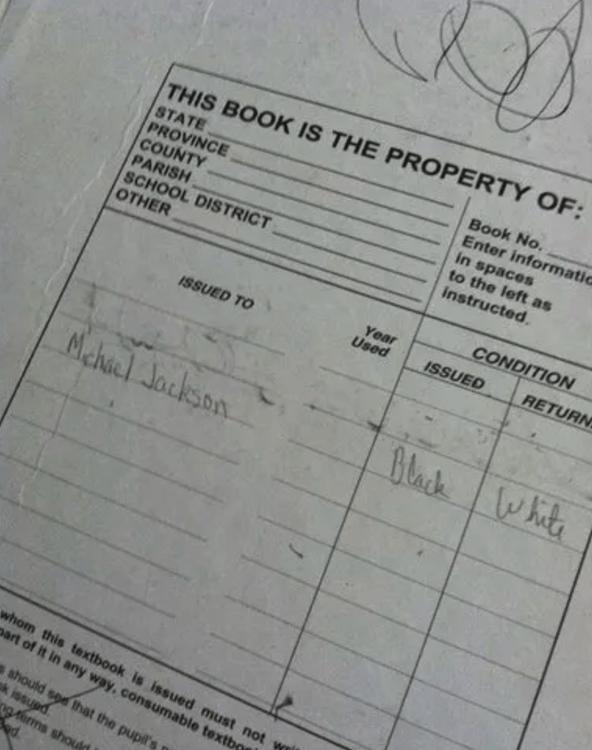 Textbooks always having some stupid joke inside them: