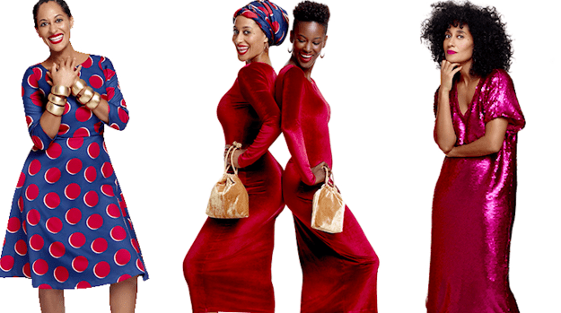 Now, the fan favorite Blackish matriarch is getting in on the action with her Tracee Ellis Ross for JCPenney clothing line!