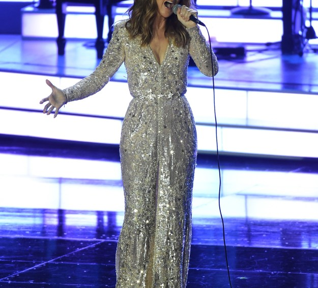 Since 2002, Céline Dion has had a residency on-and-off at The Colosseum at Caesars Palace in Las Vegas.