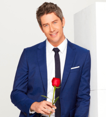 As many of you know, this man is Arie Luyendyk Jr., aka the title role on the 22nd season of ABC's The Bachelor.