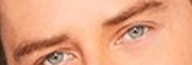 EXHIBIT C: his eyebrows.