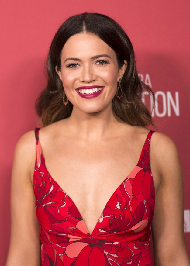 """We all know and love Mandy Moore — star of the legendary show This Is Us, and singer of iconic classics """"Only Hope"""" and """"Candy."""""""