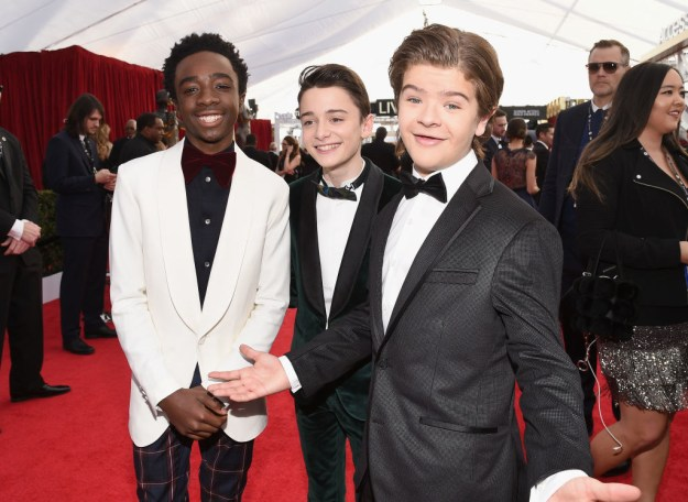 And tonight they walked the Screen Actors Guild Awards red carpet and, you guessed it, totally dominated.