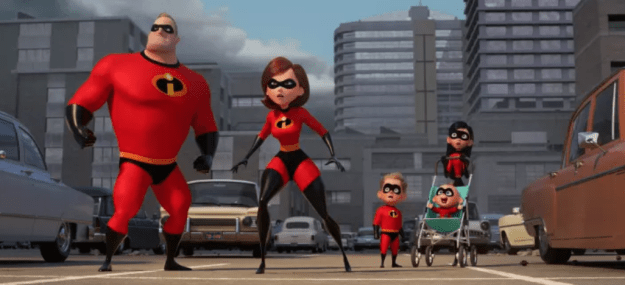 Disney has some pretty great sequels coming out this year — Avengers: Infinity War, Ant-Man and the Wasp, Mary Poppins Returns — but the hype surrounding Pixar's Incredibles 2 is off the charts.
