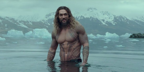 At this point we all know Jason Momoa as an acting superstar. We also know him for being so beautiful it hurts the eyes, but the acting comes first.