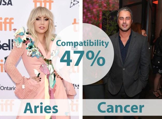 7. Lady Gaga & Taylor Kinney