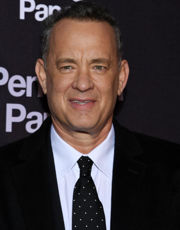And we all love Tom Hanks, the actor who's won pretty much every major entertainment award possible and redefined leading men in movies since the 1980s.