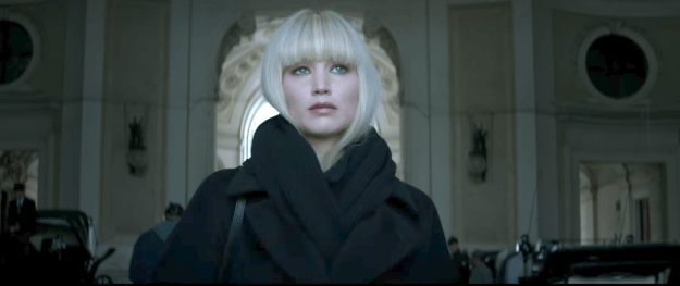 Red Sparrow, March 2