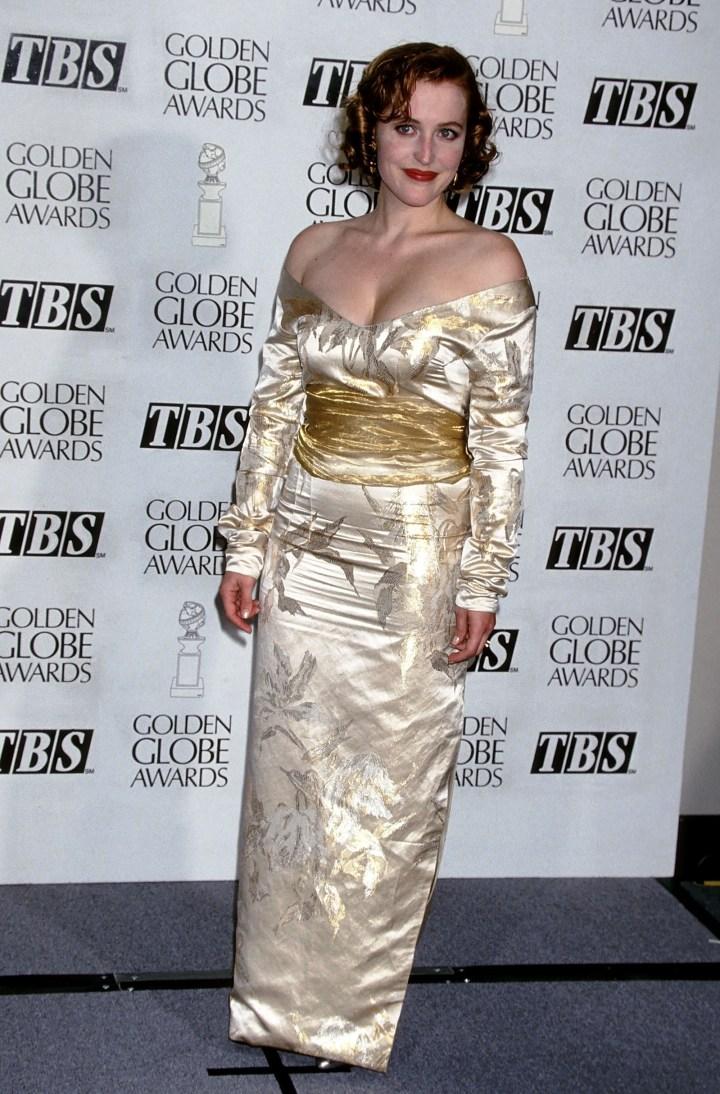 Gillian Anderson — 1995