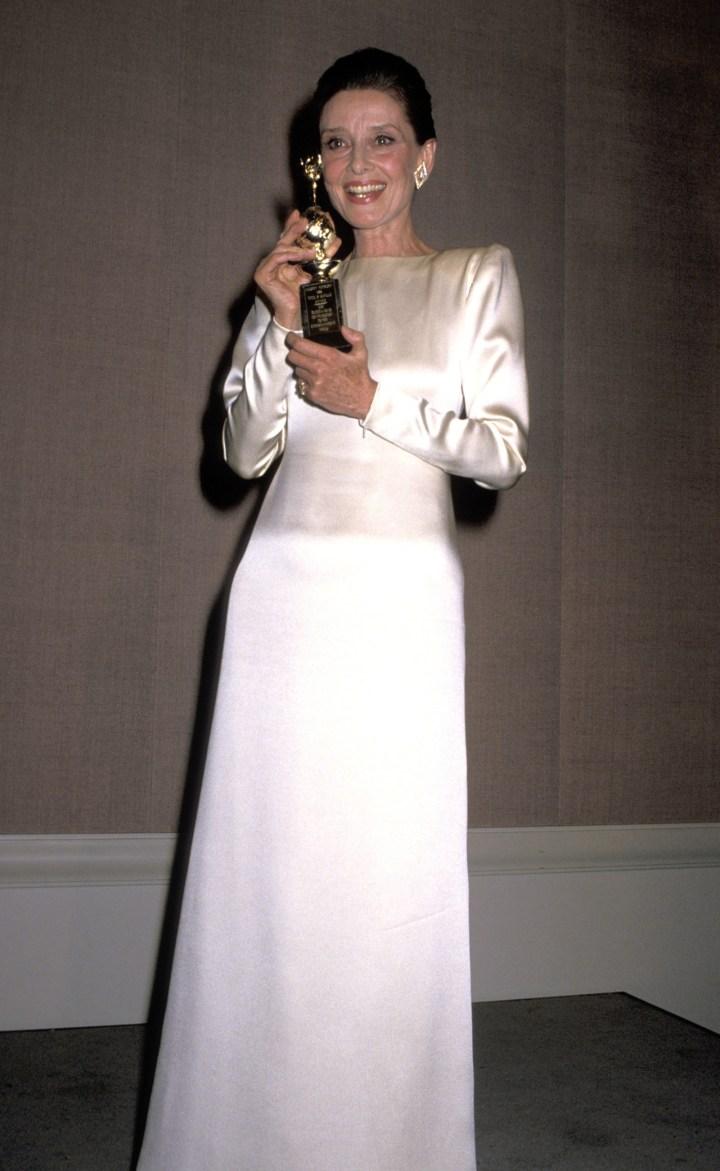 Audrey Hepburn — 1990
