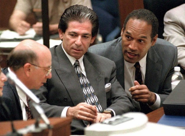 And the second was a section stating that the late Robert Kardashian believed O.J. Simpson was guilty when he joined his defence team, and that he did so in a bid to enact revenge on Kris Jenner.