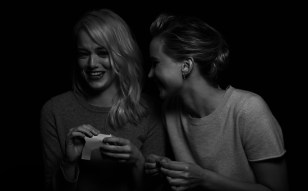 And the two proved just how amusing their friendship can be, when they did a dual-interview with W magazine.