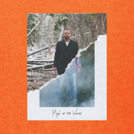 The album cover for Man of the Woods.