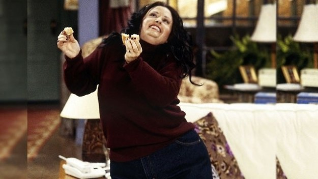 """Everything about the """"fat Monica"""" storylines."""
