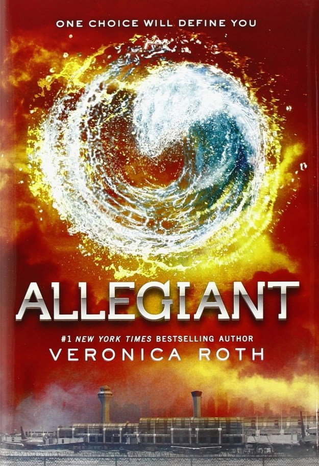 Or maybe it was the straight-up awful death of a certain character at the end of Allegiant that had you calling foul.
