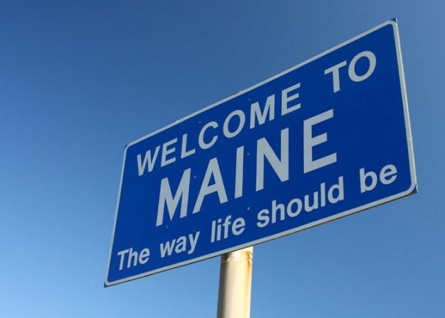 """Maine: """"ayuh"""""""