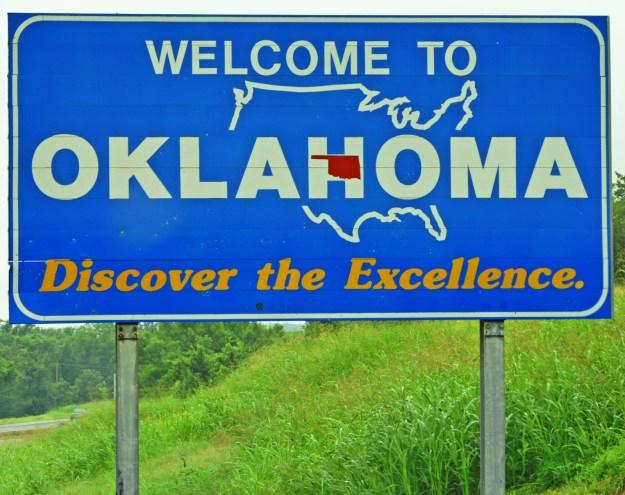 """Oklahoma: """"fixin' to"""""""