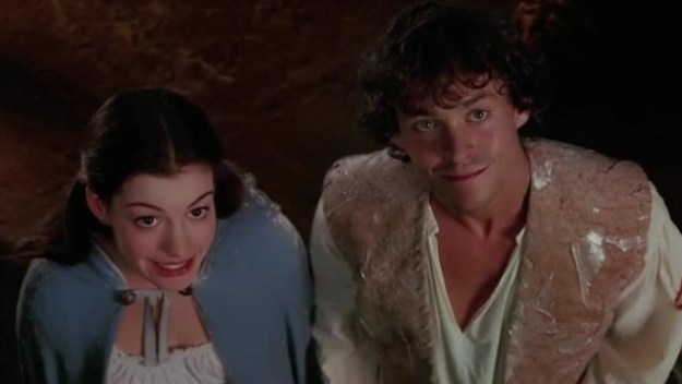 Ella and Char from Ella Enchanted by Gail Carson Levine