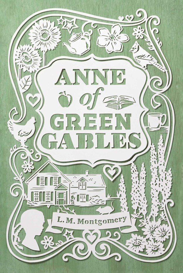 Anne Shirley and Gilbert Blythe from Anne of Green Gables by Lucy Maud Montgomery