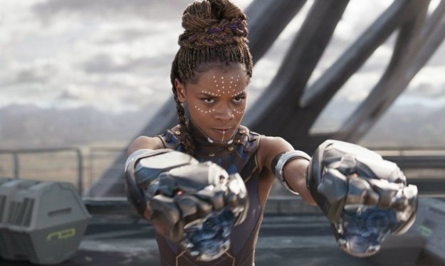 Let's start with Shuri, portrayed by Letitia Wright. Shuri is T'Challa's (Black Panther) younger sister. She's also Princess of Wakanda.