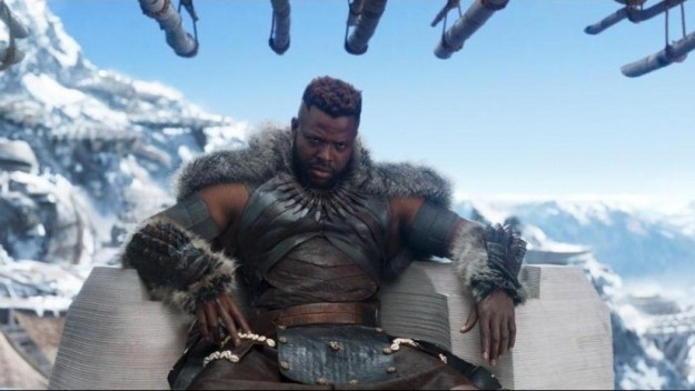 Oh, and Black Panther is literally his first film. TALK ABOUT NAILING IT.