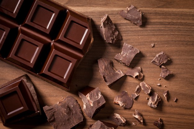Chocolate was once used as currency.