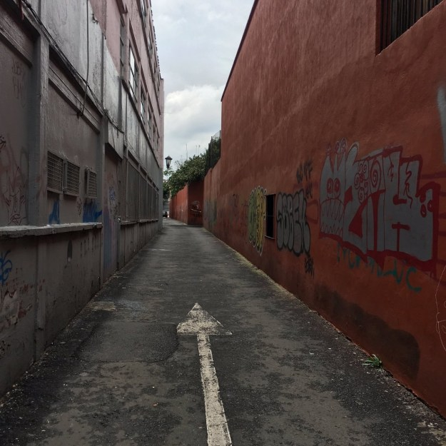The Devil's Alley: