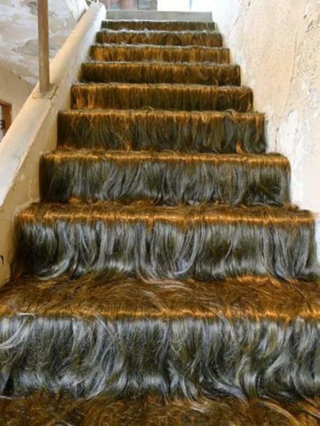 Hier sträuben sich nicht deine Haare?