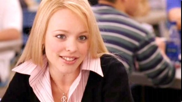 """Does Regina George haunt me every day? She does have that quality. [laughs]"""