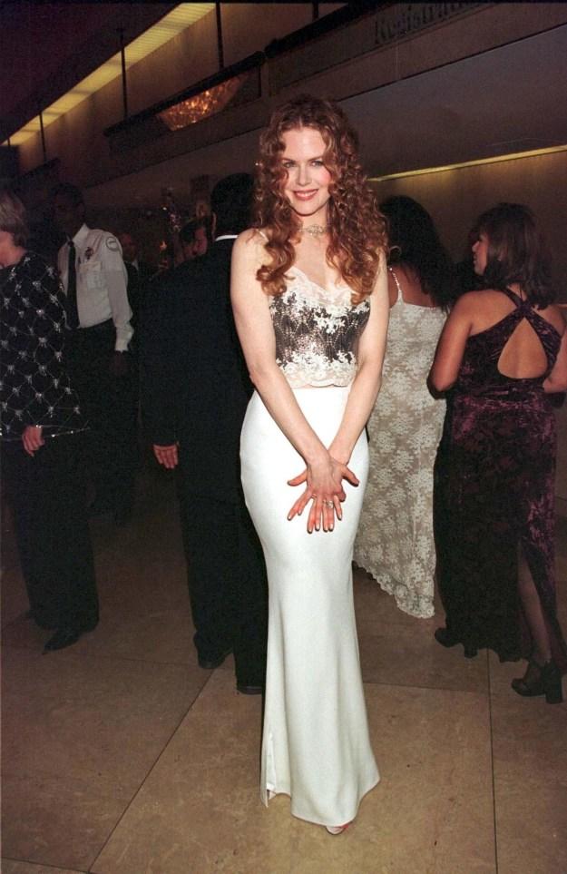 Nicole Kidman at the John Huston Awards: