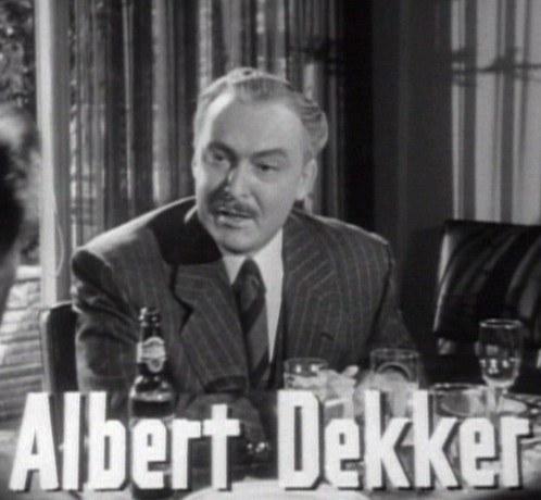 Albert Dekker
