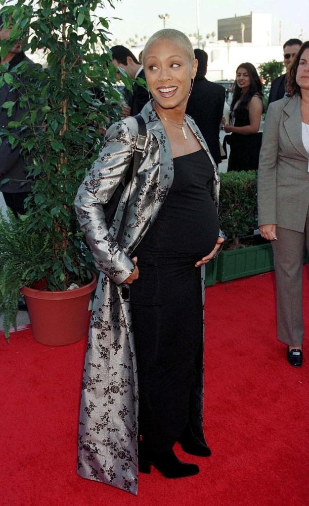 Jada Pinkett Smith at the Blockbuster Entertainment Awards: