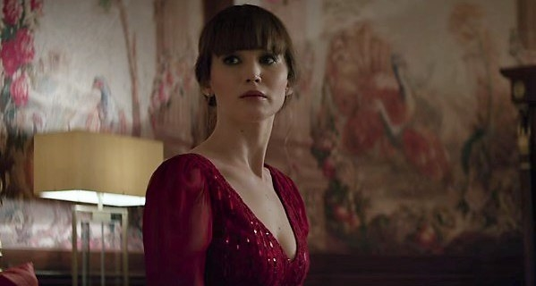 In fact, to accommodate Jennifer, the director of Red Sparrow actually filmed the ballerina scenes of the movie first, so she'd be in her best shape.