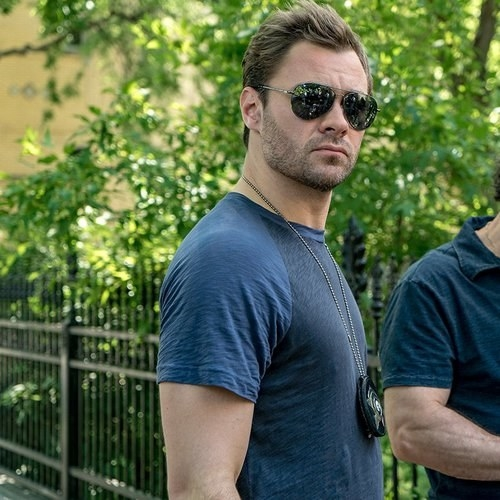 So, you'll understand my shock when I learned that he's in a show I watch! He stars as Adam Ruzeck in NBC's Chicago P.D.