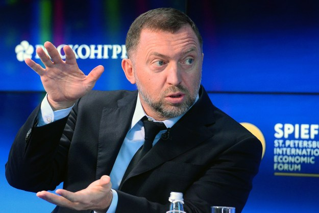 The video became a whole to-do in Russia, where Deripaska has sued Instagram and YouTube to remove Rybka's posts and Nalvany's investigation.