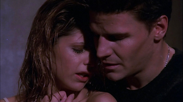 Buffy and Angel (Buffy the Vampire Slayer)