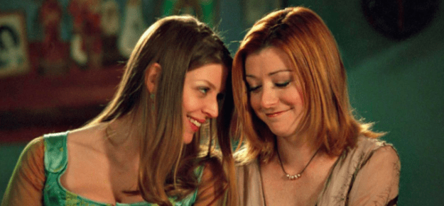 Tara and Willow (Buffy the Vampire Slayer)