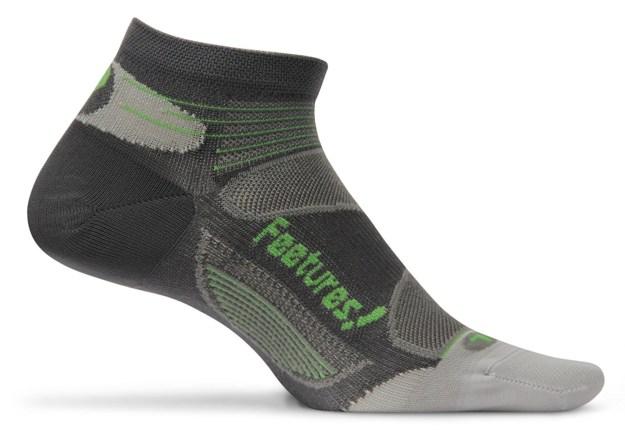Splurge for good running socks.