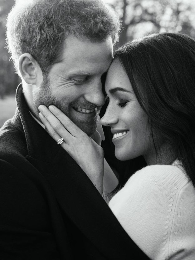 So today, in very possibly the best news ever, Lifetime announced that they'll be making a TV movie about the couple's relationship: Harry & Meghan: A Royal Romance.