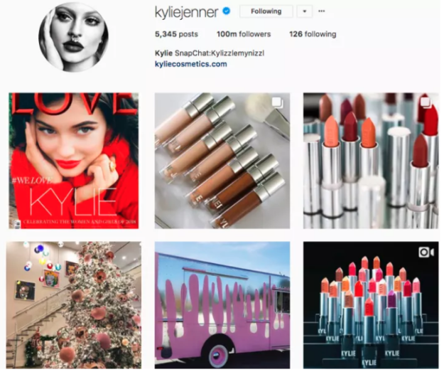And finally, Kylie teased us all with the news of her pregnancy... by literally doing nothing at all. Her social media accounts, which she's known for using extensively, basically went dormant except for promotional uses, and she basically disappeared from public view, with nobody really catching sight of her when the news broke.