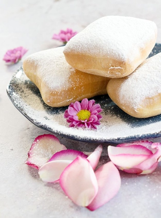 Coconut Milk Beignets