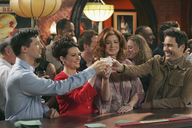 Were you annoyed at how Lost ended? Did the finale of the original Will & Grace (Will and Grace both had children who then became friends) frustrate you?