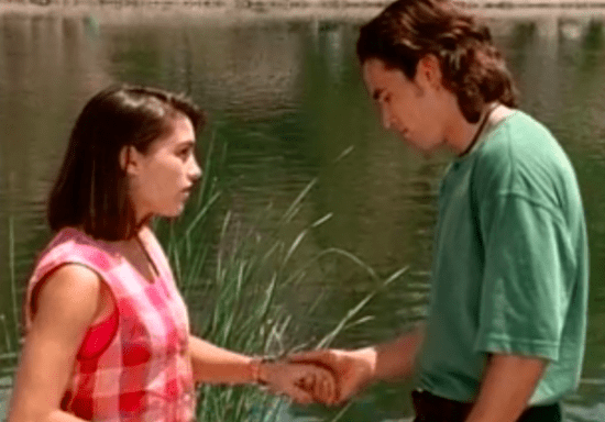 Kimberly and Tommy (Mighty Morphin Power Rangers)