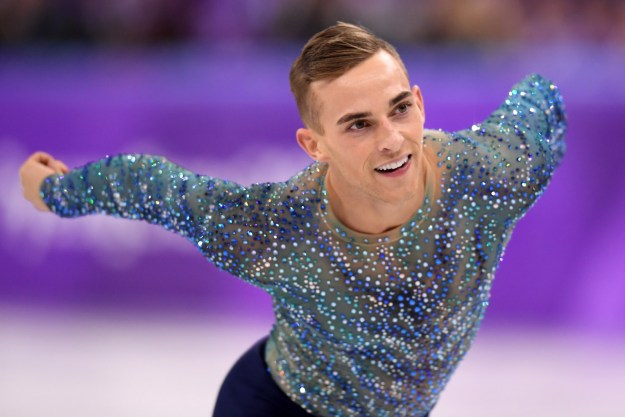 Last month, Sally Field reached peak levels of mom when she tried to set up Olympic skater Adam Rippon with her son, Sam Greisman.