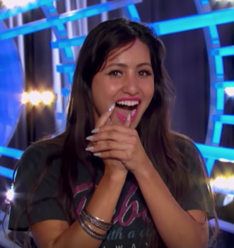 The contestant's reaction at the end is me coming across this clip on YouTube: