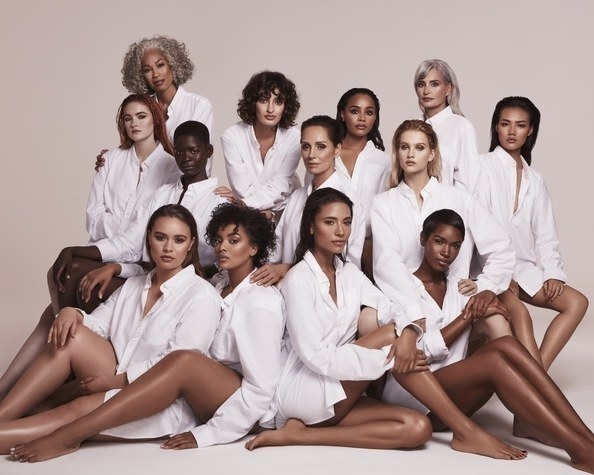 Along with adding more diverse makeup shades, the ad campaign for the new concealer features women of different ages, skin tones, and body types.