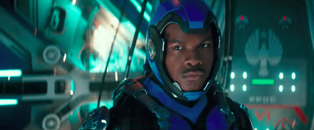 And single-handedly made us want to see Pacific Rim Uprising: